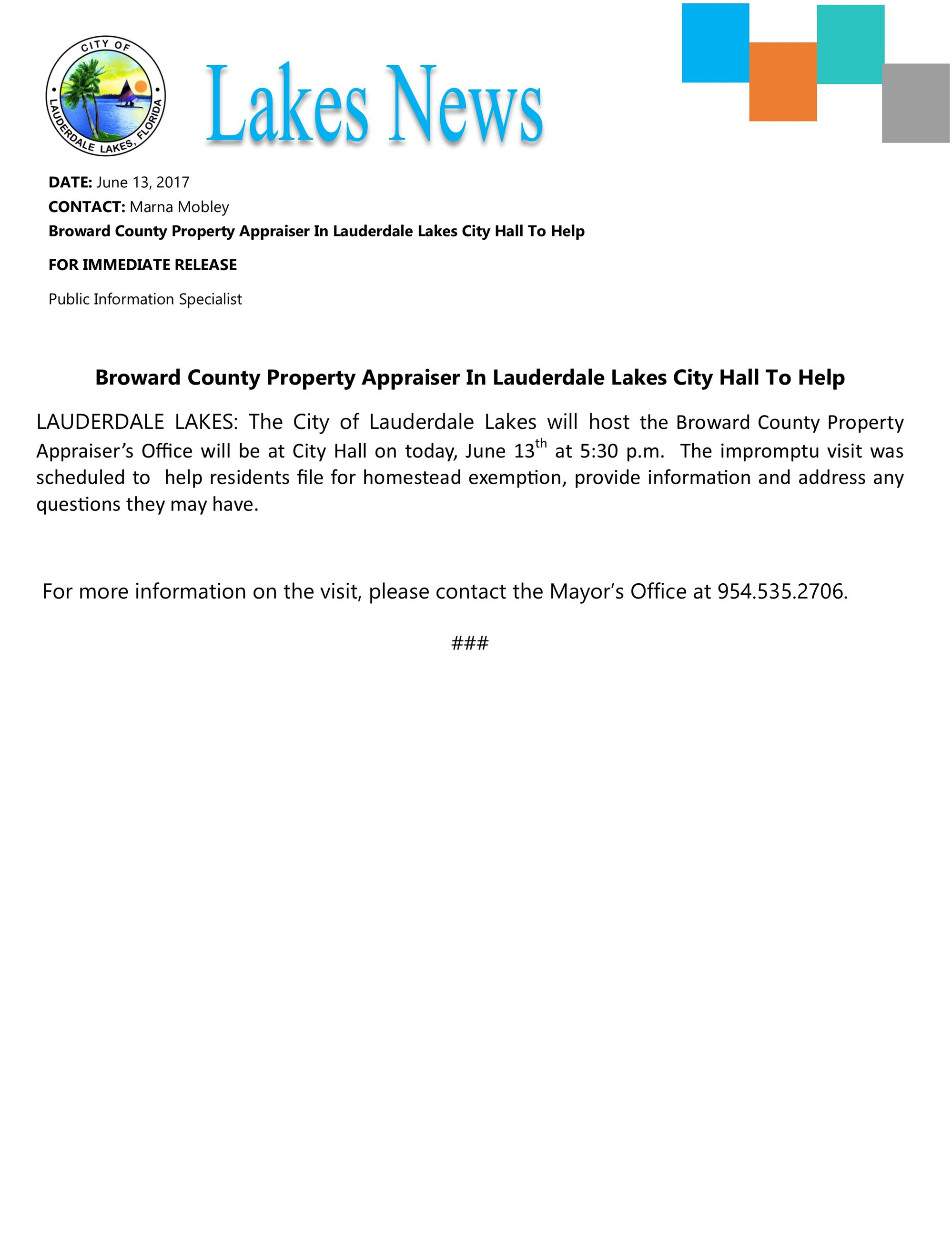press. property appraiser 6.13.17