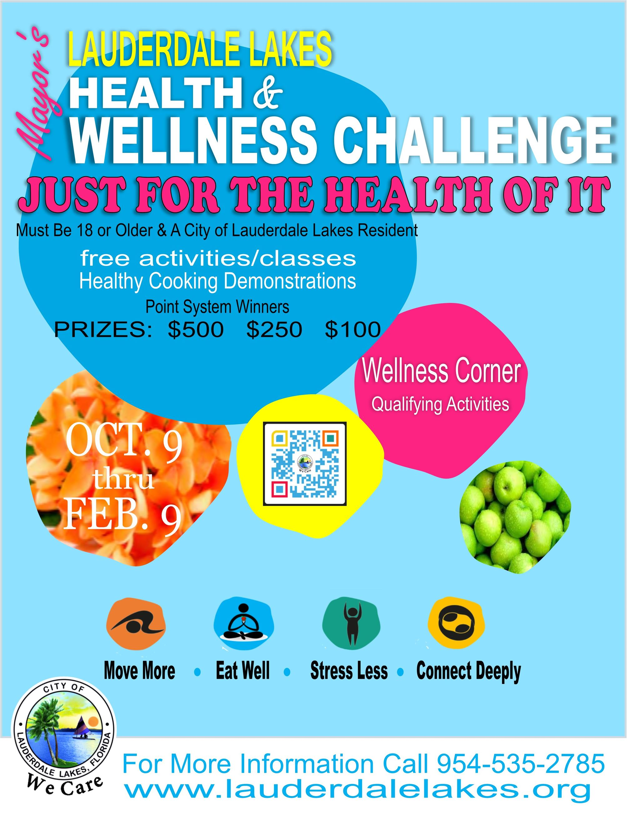 Health and Wellness Flyer 2018 -2019