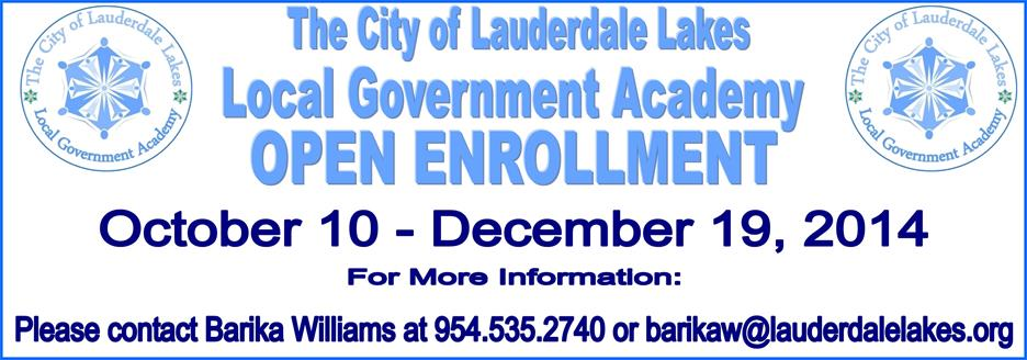 LGA open enrollment