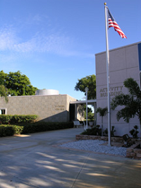 Community Center at Willie L. Webb, Sr. Park